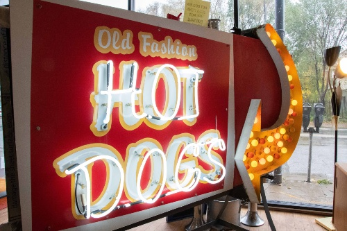 Old Fashion Hot Dogs   All Things For You